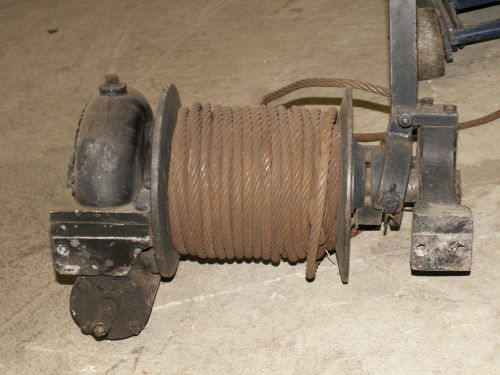 Ramsey Winch Parts List